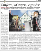 Presse LA LIBERTE 6 nov 2010